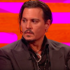 Johnny Depp gets emotional during interview