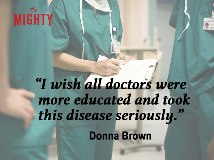 fibromyalgia meme: i wish all doctors were more educated and took this disease seriously
