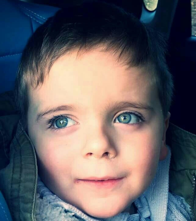 Ellie's son Leo