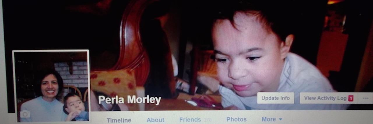 perla morley's facebook page