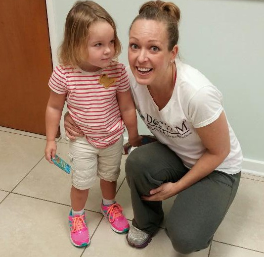 Tara and her daughter