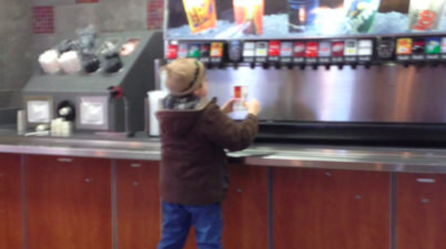 son at soda self serve