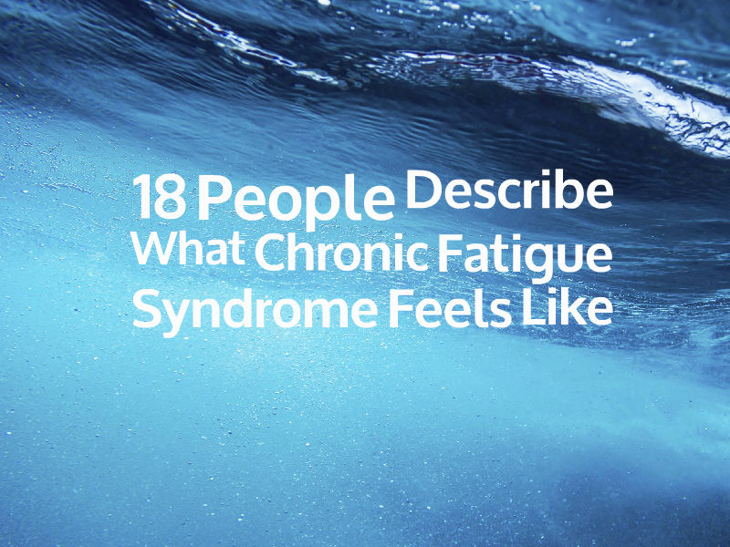 Dating someone with chronic fatigue