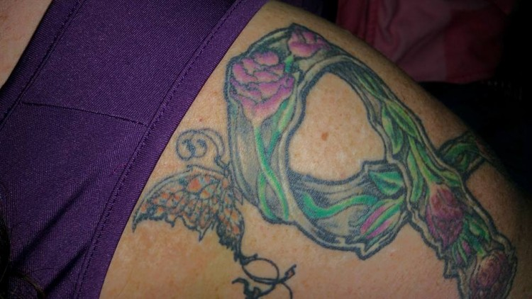 Fibromyalgia tattoo