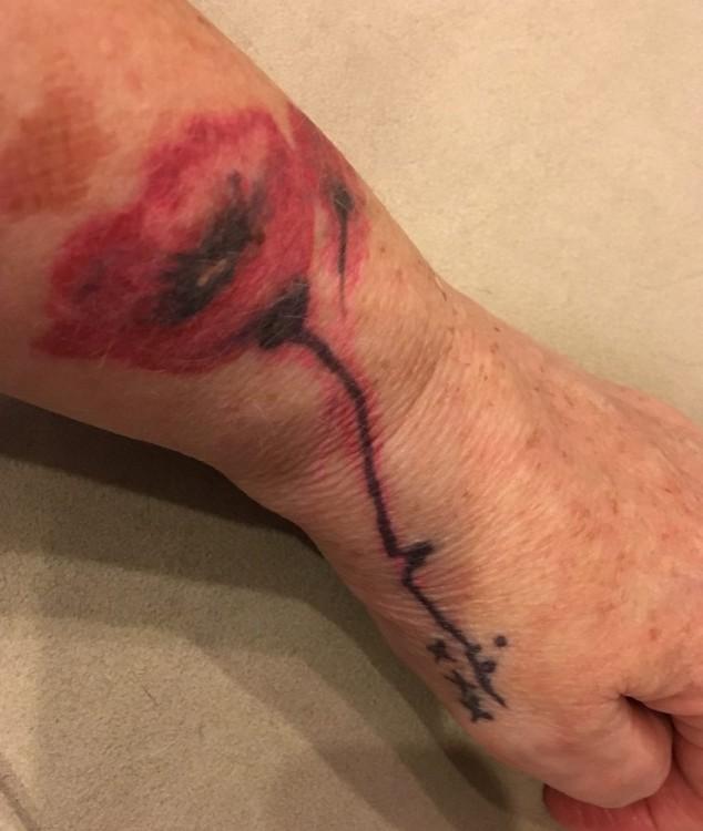 Fibromyalgia tattoo