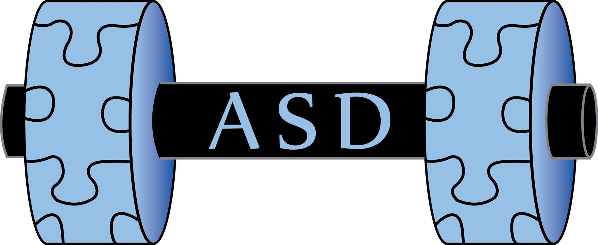 ASD fitness center logo
