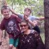 Tara Keegan and sons