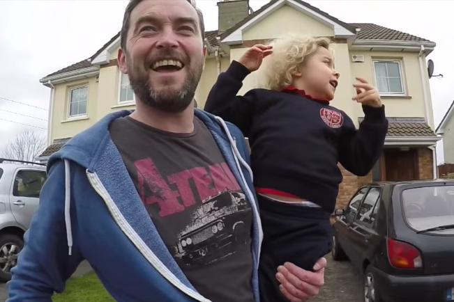 Dad's Big Idea Helps Nonverbal Daughter in a Way No Other App Could