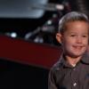 little boy on The Voice