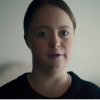 woman with down syndrome from video