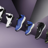 nike shoes showin air pegasus 32, nike flex ron and lebron solider ix