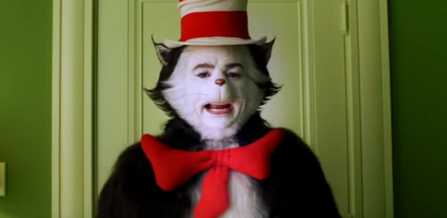 screenshot of the cat in the hat
