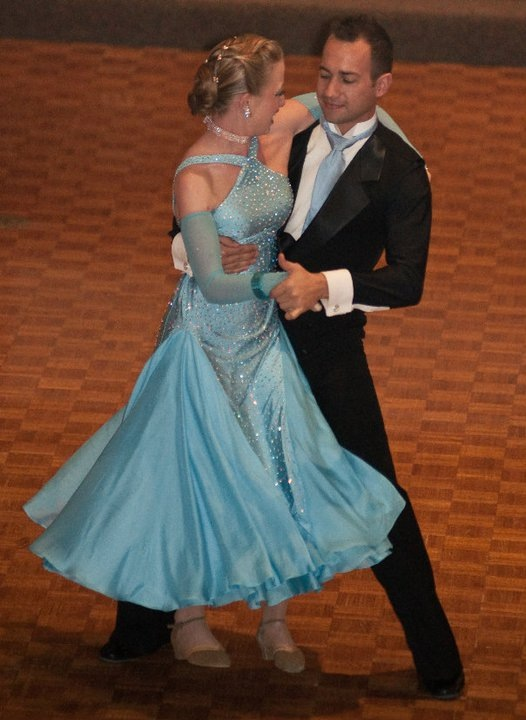 ballroom dancing with cerebral palsy