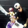 justin bieber and young cancer patient