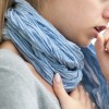 Image of woman coughing for Stephanie Mouton's post.