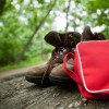 First Aid Kit on Hike