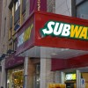 Subway sandwich shop in Manhattan
