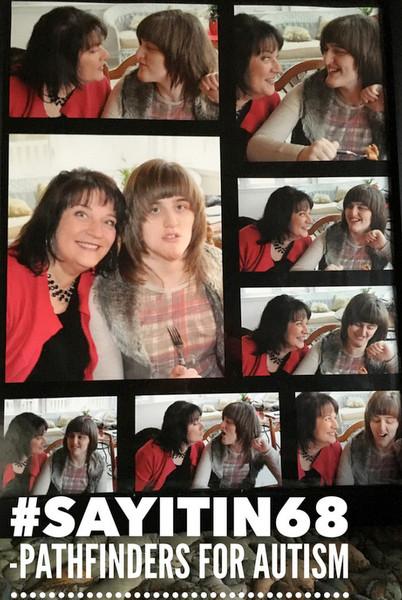 Rebecca Faye Smith Galli with daughter, Madison