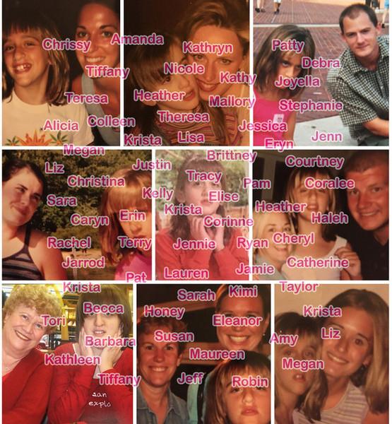 Photo collage for Rebecca Faye Smith Galli's post