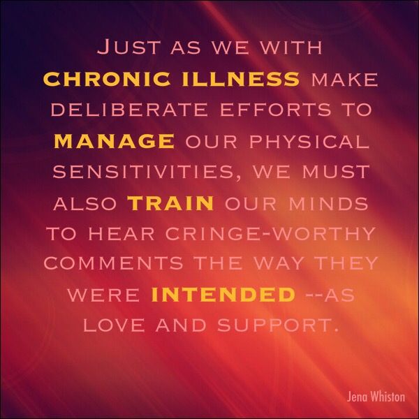 img_3098 what to say (and not say) to someone with a chronic illness the,Chronic Illness Meme Unhelpful Advice