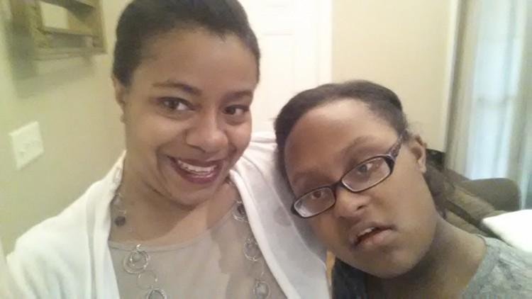 Keli and her daughter Tayler