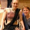 Cindy and her daughter - a young woman in a wheelchair with her mom