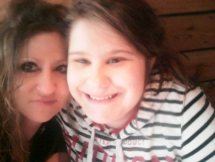 rachel pegler and her daughter Molly