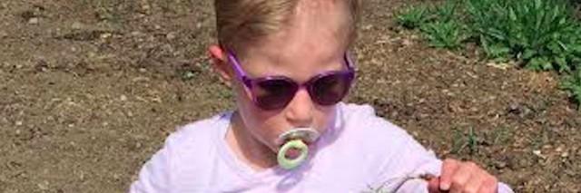 julia at the park