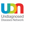 "Logo reading ""Undiagnosed Diseases Network, UDN"""