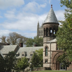 Buildings of Princeton University