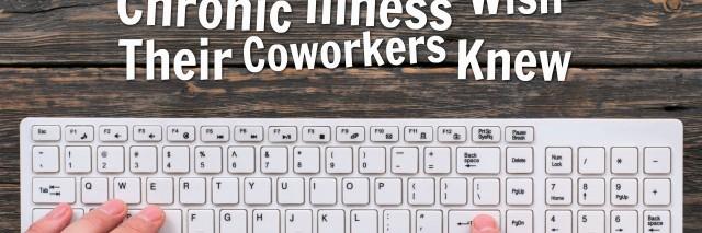 chronic illness work call out