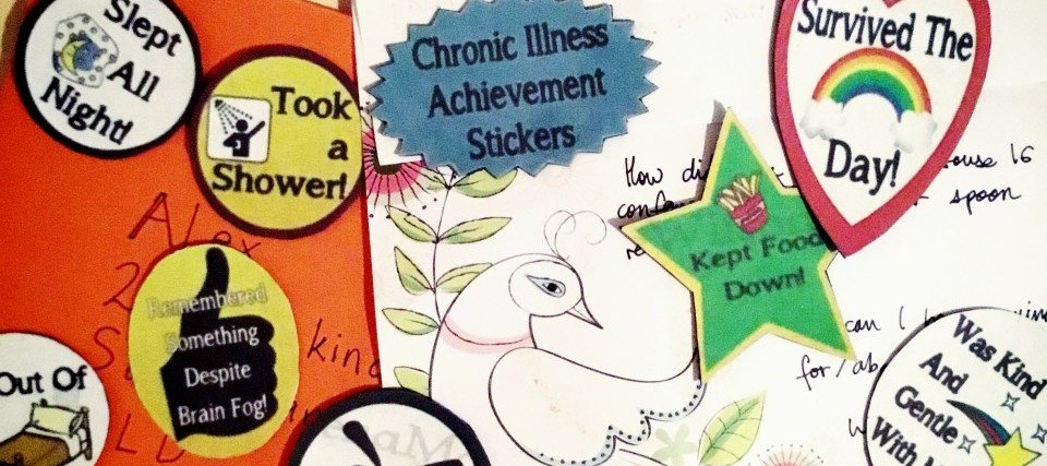 supportive chronic illness magnets