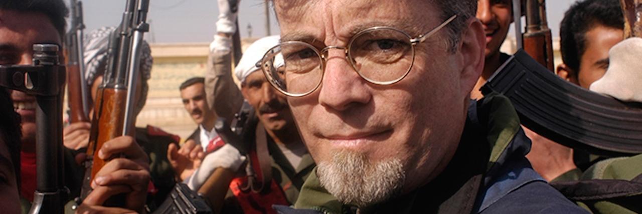 Joel Preston Smith, in Tikrit, Iraq