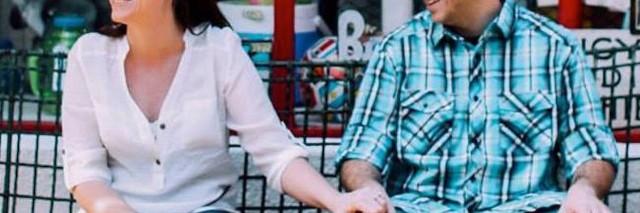 Maren McDowell and her husband, Matt