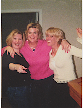 Misty,KathyGarrison,andfriendStephanie
