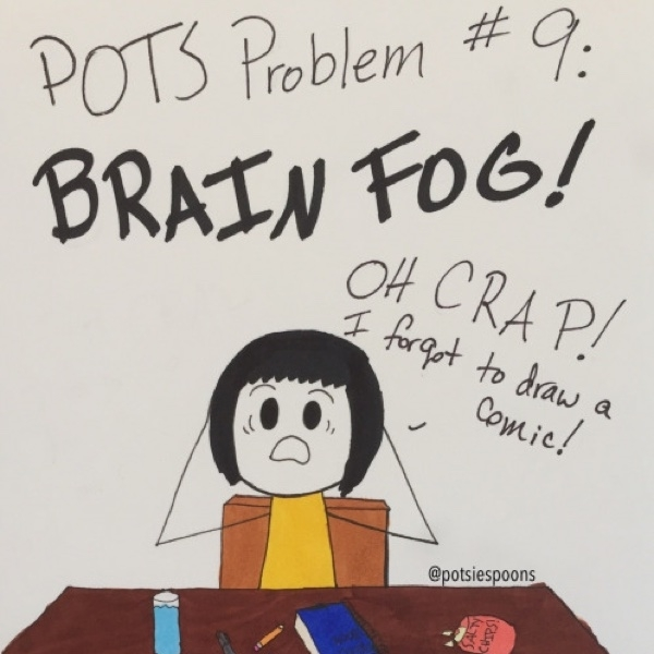 POTS Problem Brain Fog