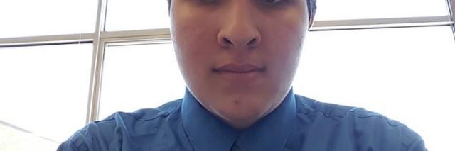 selfie of ashton