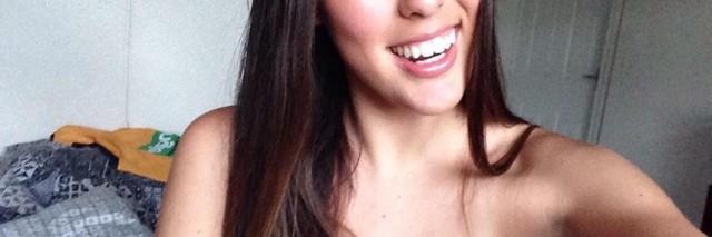 Kristi smiling