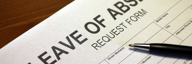 leave of absence form