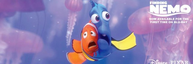 dory and marlin hugging
