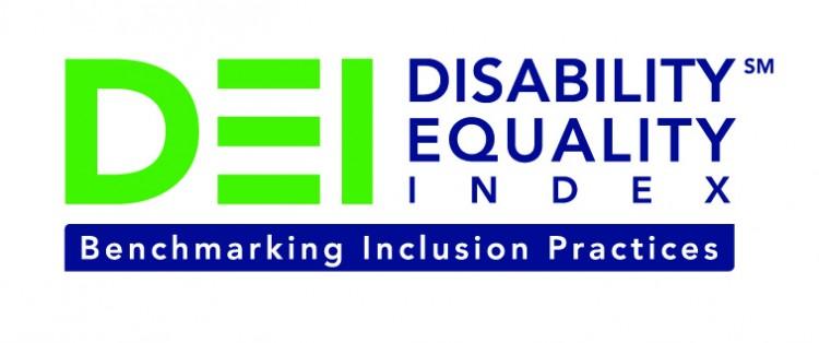 The DEI logo.