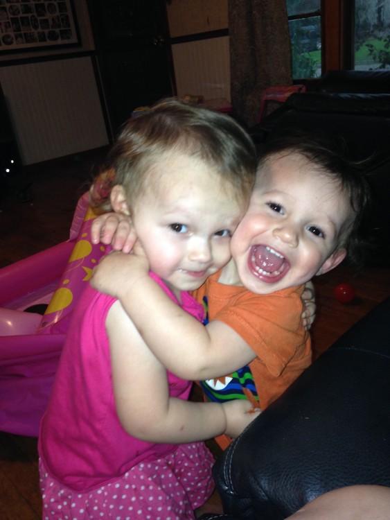 Cami's children.