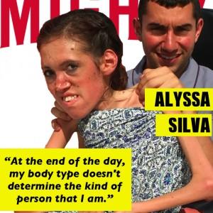 Alyssa Silva's Cover