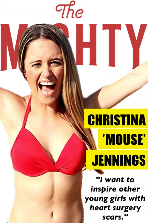 Christina 'Mouse' Jennings Cover