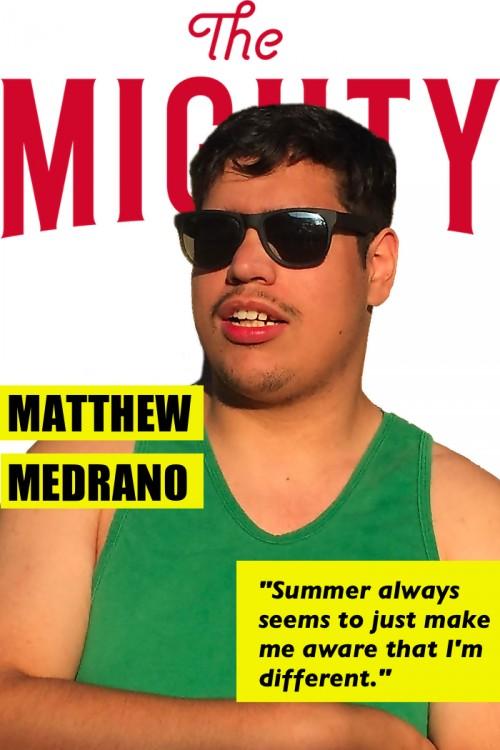 Matthew Medrano Cover