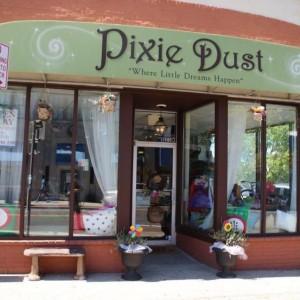 Pixie Dust Storefront
