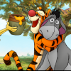 Winnie the Pooh, Tigger and Eeyore