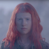 screenshot of paramore's now music video