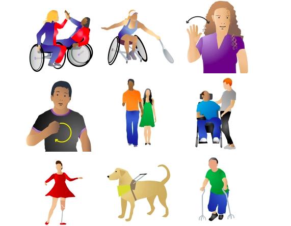 disability emojis