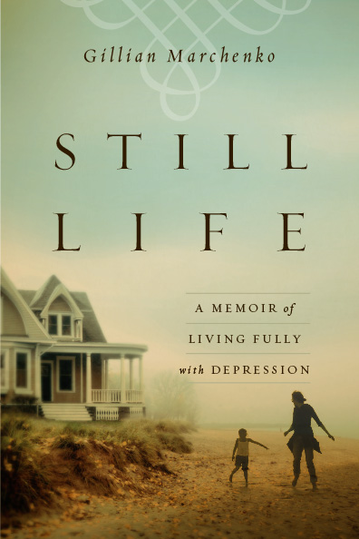 The book cover for Still Life